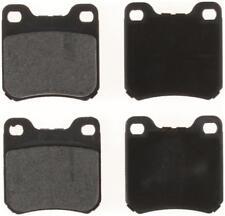 Disc Brake Pad-Global Semi-Metallic Brake Pad Bendix MRD709