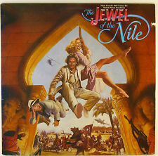 """12"""" LP - Various - The Jewel Of The Nile - B2577 - Soundtrack - washed & cleaned"""