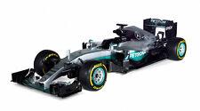 MERCEDES BENZ W07 FORMULA 1 F1 RACE CAR POSTER PRINT STYLE B 20x36 HI RES