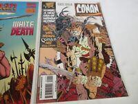 Marvel CONAN The Adventurer (1994) #1 #2 + Conan #1 NM- or better