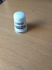 Virgo/Lossimouth Thimble - Bone China
