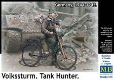 Master Box 1/35 Volkssturm Tanque Hunter Alemania 1944-1945 # 35179 @