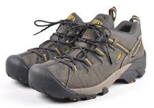 Keen Targhee II Raven Tawny Olive Waterproof Nubuck Hiking Shoes, Men's US 11