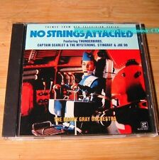 No Strings Attached Soundtrack Barry Gray 1990 JAPAN CD *27-1