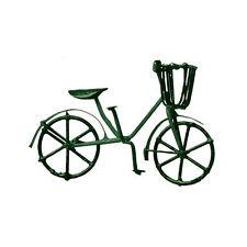 Fahrrad grün Mini-Garten Deko Möbel Miniatur Garten Mini Garten