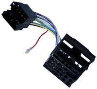 Adaptateur faisceau câble ISO autoradio pour Mercedes Classe E M ML R S SLK
