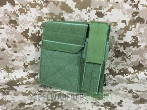FLYYE MOLLE Administrative/Pistol Mag Pouch (Olive Drab) FY-PH-C020-OD