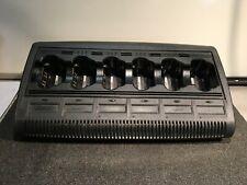 Motorola WPLN4121BR, multi charger for radios HT1000, JT1000, Saber, ASTRO, MTX.