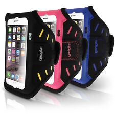 "Fitness Deportes Brazalete Para Iphone De Apple 6 & 6s 4.7 ""Correr Trotar Gym cubierta"