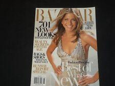 2006 JUNE HARPER'S BAZAAR MAGAZINE - JENNIFER ANISTON COVER - SP 4631