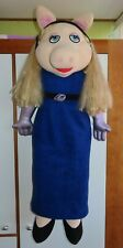 LIFE SIZE 130cm tall Miss Piggy Doll Catric Igel Junior toys Muppet Show Muppets