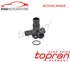COOLANT FLANGE / PIPE CYLINDER HEAD LONGITUDINAL FRONT TOPRAN 101 456 P NEW