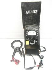 CURRENT PROBE AC-AC CLAMP-ON DVM Multimeter 1000/1A HA0768  METRIX 404-B METER