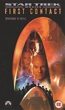 Star Trek: First Contact [VHS] [1996], Very Good VHS Videos