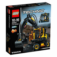 Lego Technic 42053 Volvo EW160E  Nice model of lego