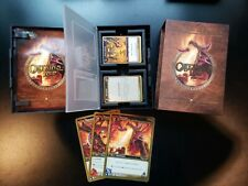 World of Warcraft TCG Onyxia's Lair Deck Complete! WoW Trading Cards
