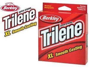 Berkley Trilene XL Smooth Casting Line Clear 330 Yards 2lb