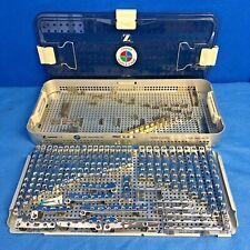 Zimmer 4801-45-10 Basic Fragment Set Trauma Orthopedic