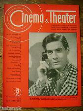 CINEMA & THEATER 29/1/43 PAUL HUBSCHMIDT GETRUD MEYEN MADY RAHL FONS RADEMAKERS