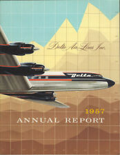 Delta Air Lines annual report 1957 [0095] Buy 4+ save 25%