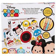 Disney Tsum Tsum Color su propio altavoz Juguetes Jugar Regalo De Navidad