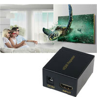 1080P 40M HDMI Repeater Box Extender Joiner Amplifier Booster Adapter Low-Priced