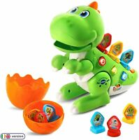 Kids Toy VTech Learn & Dance Dino Interactive Educational Baby Musical 518703