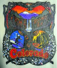 "Vintage 1974 Roach ""Colorado"" Iron-on Transfer"