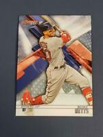 Mookie Betts Red Sox 2018 Bowman's Best #17