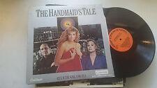 RYUICHI SAKAMOTO THE HANDMAID'S TALE ORIGINAL SOUNDTRACK LP USA 1990 GNP YMO!!