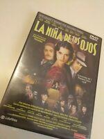dvd LA NIÑA DE MIS OJOS   ( precintado nuevo )CON PENELOPE CRUZ ...7 GOYAS