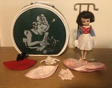 Betsy McCall Doll & Clothes. Suitcase