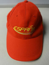 Vintage Spain Espana Kipsta Soccer Adjustable Strap Cap Adult OSFA by  Oxylane
