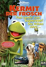 Kermit der Frosch - Vom Landei zum Superstar  - DVD - NEU & OVP