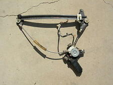 92-99 LEXUS SC300 SC400 WINDOW REGULATOR W/MOTOR PASSENGER RH