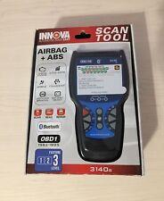 Innova 3140g Code Reader Scanner Bluetooth OBDII OBD2 ABS Live Data Check Engine