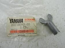 20E-26343-00 NOS Yamaha Adjusting Nut IT200 YFB250 YFM80 YT125 YTM200 Y449k