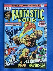 FANTASTIC FOUR # 159 - (NM-) -INHUMANS,TORCH,,SUE STORM,THING,MR FANTASTIC