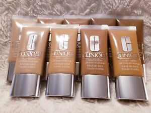 CLINIQUE Stay Matte Oil-Free Makeup cream foundation CHOOSE 1 COLOR 1 oz 30 mL