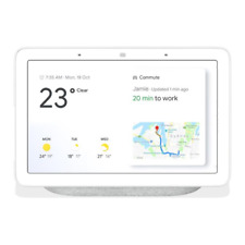 Google Home Nest Hub Smart Display & Home Assistant - Chalk - AU STOCK