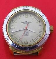 Cardi Vostok Boctok vintage wrist watch Russian movement 2409A serviced working