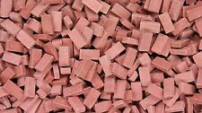 1/35 Scale Bricks Dark Red (approx 2000)