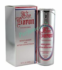 The Baron By Baron After Shave Balm 2.7 oz/80 ml For Men New In Box