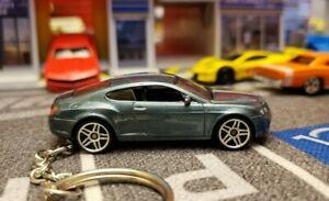 Bentley Continental Supersports, Keyring , Keychain, Key Fob