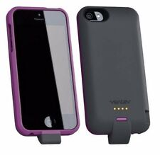 2000mAh External Power Bank Charger Backup Battery Case Cover for iPhone 5 5S