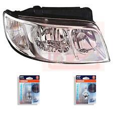 Scheinwerfer rechts für Hyundai Matrix Bj. 02/05->> H1+H7 inkl. Osram Lampen
