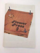 More details for the beta band - the flower press 3 promo magazine - steve mason - john maclean