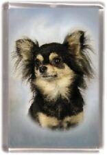 Chihuahua  Fridge Magnet Design No 14 by Starprint