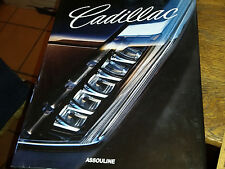 Cadillac Assouline Hardcover with Dust Jacket Illustrated