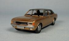 WIKING Ford Granada (Gold Metallic/Black) 1/87 HO Scale Plastic Model NEW, RARE!